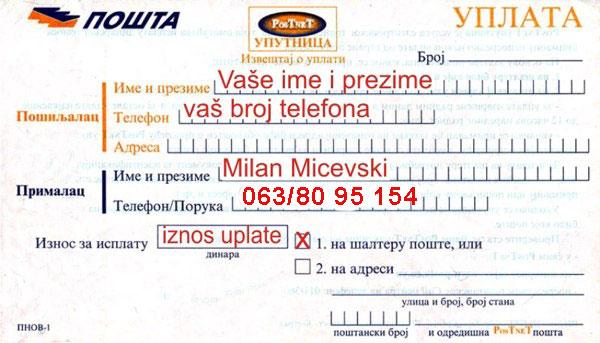 postnetA